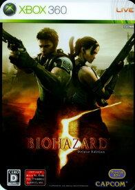 【中古】バイオハザード5 Deluxe Edition (初回版)ソフト:Xbox360ソフト/アクション・ゲーム