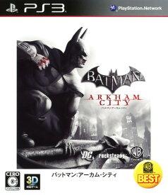 【中古】バットマン アーカム・シティ WARNER THE BESTソフト:プレイステーション3ソフト/TV/映画・ゲーム