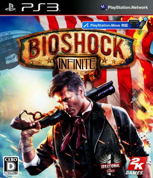 【中古】BIOSHOCK Infiniteソフト:プレイステーション3ソフト/アクション・ゲーム