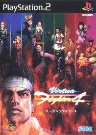 【中古】Virtua Fighter4ソフト:プレイステーション2ソフト/アクション・ゲーム