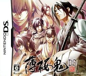 【中古】薄桜鬼DSソフト:ニンテンドーDSソフト/恋愛青春・ゲーム