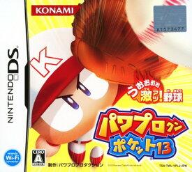 【中古】パワプロクンポケット13ソフト:ニンテンドーDSソフト/スポーツ・ゲーム