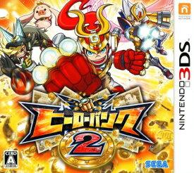 【中古】ヒーローバンク2ソフト:ニンテンドー3DSソフト/マンガアニメ・ゲーム