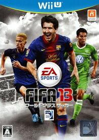 【中古】FIFA 13 ワールドクラスサッカーソフト:WiiUソフト/スポーツ・ゲーム