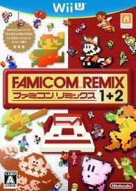【中古】ファミコンリミックス1+2ソフト:WiiUソフト/任天堂キャラクター・ゲーム