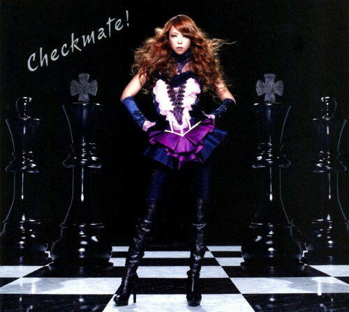 【中古】Checkmate!(DVD付)/安室奈美恵CDアルバム/邦楽