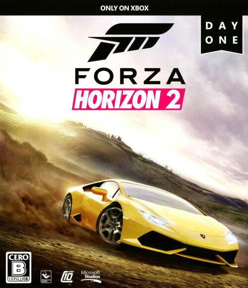 【中古】Forza Horizon 2 Day Oneエディション (初回版)
