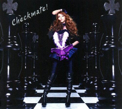 【中古】Checkmate!/安室奈美恵CDアルバム/邦楽
