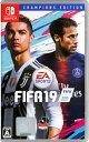 【中古】FIFA 19 CHAMPIONS EDITION (限定版)ソフト:ニンテンドーSwitchソフト/スポーツ・ゲーム