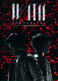 【中古】初限)東方神起/LIVE TOUR 2015 WITH 【DVD】/東方神起DVD/映像その他音楽