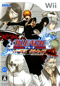 【中古】BLEACH バーサス・クルセイドソフト:Wiiソフト/マンガアニメ・ゲーム