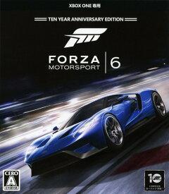 【中古】Forza Motorsport6ソフト:XboxOneソフト/スポーツ・ゲーム