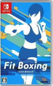 【中古】Fit Boxingソフト:ニンテンドーSwitchソフト/スポーツ・ゲーム
