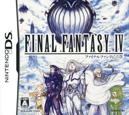 【中古】ファイナルファンタジー4ソフト:ニンテンドーDSソフト/ロールプレイング・ゲーム