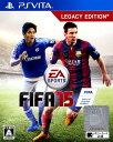 【中古】FIFA 15ソフト:PSVitaソフト/スポーツ・ゲーム