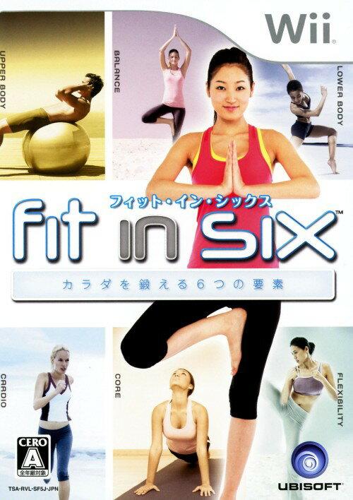 【中古】フィット・イン・シックス カラダを鍛える6つの要素