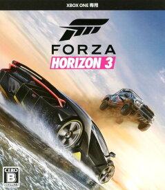 【中古】Forza Horizon 3ソフト:XboxOneソフト/スポーツ・ゲーム