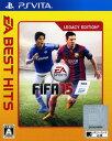 【中古】FIFA 15 EA BEST HITSソフト:PSVitaソフト/スポーツ・ゲーム