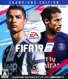 【中古】FIFA 19 Champions Edition (限定版)ソフト:XboxOneソフト/スポーツ・ゲーム