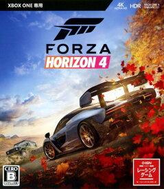 【中古】Forza Horizon 4ソフト:XboxOneソフト/スポーツ・ゲーム
