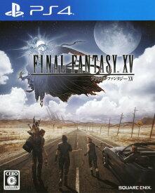 【中古】ファイナルファンタジーXVソフト:プレイステーション4ソフト/ロールプレイング・ゲーム