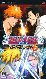 【中古】BLEACH 〜ヒート・ザ・ソウル6〜ソフト:PSPソフト/マンガアニメ・ゲーム