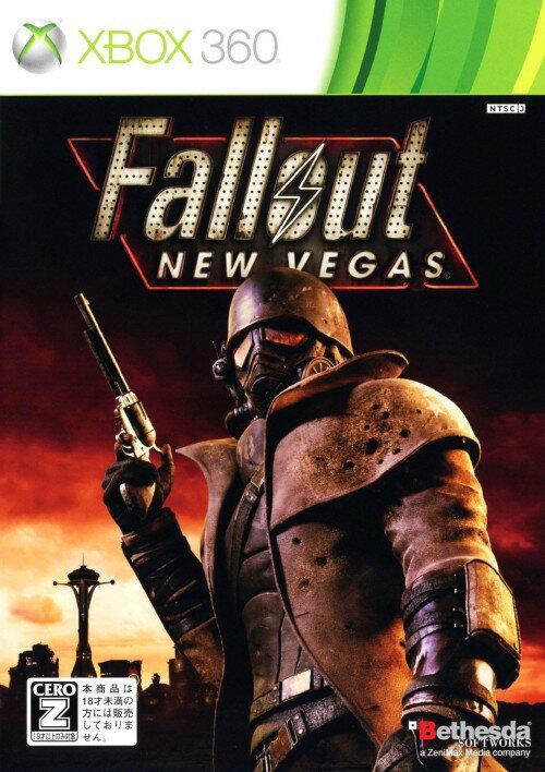 【マラソン中最大P28倍】【SOY受賞】【中古】【18歳以上対象】Fallout:New Vegasソフト:Xbox360ソフト/ロールプレイング・ゲーム