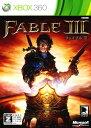 【中古】【18歳以上対象】Fable3ソフト:Xbox360ソフト/ロールプレイング・ゲーム