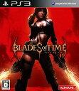 【中古】Blades of Time (ブレイズ オブ タイム)ソフト:プレイステーション3ソフト/アクション・ゲーム