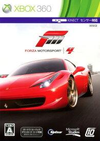 【中古】Forza Motorsport4ソフト:Xbox360ソフト/スポーツ・ゲーム