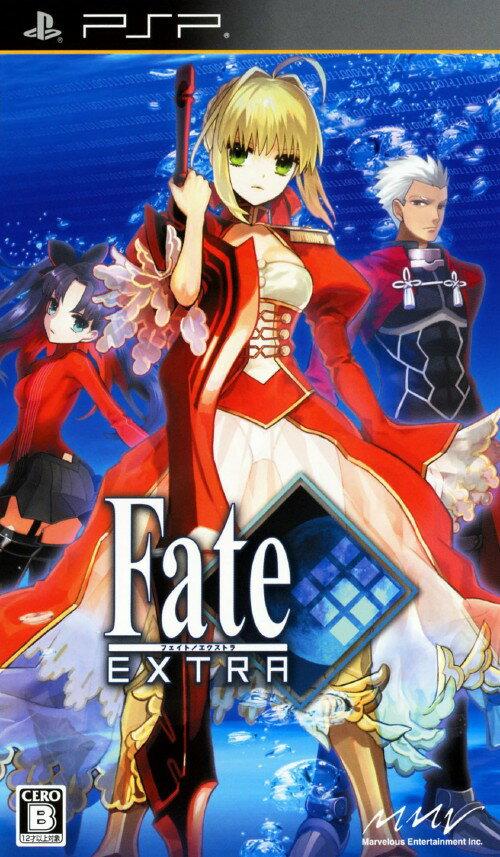 【マラソン中最大P28倍】【SOY受賞】【中古】Fate/EXTRAソフト:PSPソフト/ロールプレイング・ゲーム