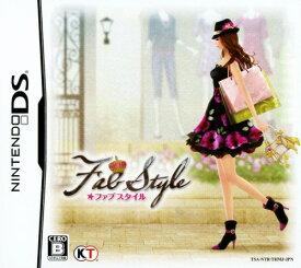 【中古】FabStyleソフト:ニンテンドーDSソフト/シミュレーション・ゲーム
