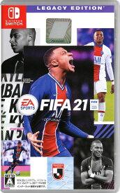 【中古】FIFA 21 LEGACY EDITIONソフト:ニンテンドーSwitchソフト/スポーツ・ゲーム
