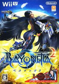 【中古】BAYONETTA(ベヨネッタ)2ソフト:WiiUソフト/アクション・ゲーム