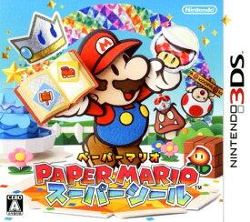 【中古】ペーパーマリオ スーパーシールソフト:ニンテンドー3DSソフト/任天堂キャラクター・ゲーム