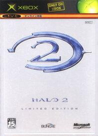 【中古】Halo2 リミテッド エディション (初回版)ソフト:Xboxソフト/シューティング・ゲーム