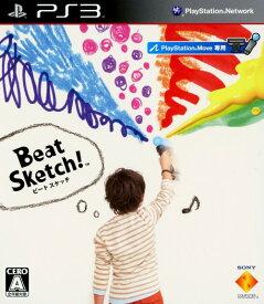【中古】Beat Sketch!ソフト:プレイステーション3ソフト/その他・ゲーム