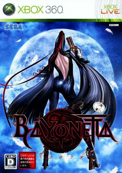 【中古】BAYONETTA(ベヨネッタ)ソフト:Xbox360ソフト/アクション・ゲーム