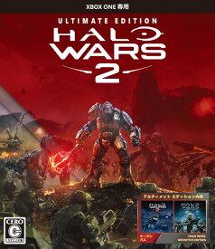 【中古】Halo Wars2 アルティメットエディション (限定版)ソフト:XboxOneソフト/シミュレーション・ゲーム