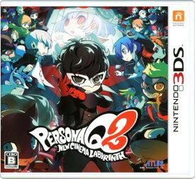 【中古】ペルソナQ2 ニュー シネマ ラビリンスソフト:ニンテンドー3DSソフト/ロールプレイング・ゲーム