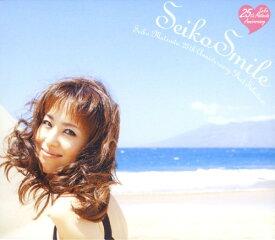 【中古】SEIKO Smile 〜SEIKO MATSUDA 25th Anniversary Best Selection〜/松田聖子CDアルバム/なつメロ