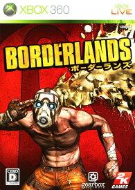 【中古】Borderlandsソフト:Xbox360ソフト/ロールプレイング・ゲーム