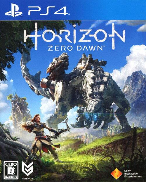 【中古】Horizon Zero Dawn