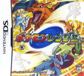 【中古】ポケモンレンジャーソフト:ニンテンドーDSソフト/任天堂キャラクター・ゲーム