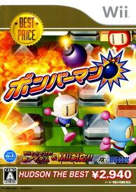 【中古】ボンバーマン ハドソン・ザ・ベストソフト:Wiiソフト/アクション・ゲーム