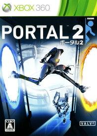 【中古】PORTAL2ソフト:Xbox360ソフト/アクション・ゲーム
