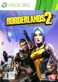 【中古】【18歳以上対象】Borderlands2ソフト:Xbox360ソフト/ロールプレイング・ゲーム