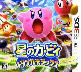 【中古】星のカービィ トリプルデラックスソフト:ニンテンドー3DSソフト/任天堂キャラクター・ゲーム