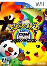 【中古】ポケパーク2 〜Beyond the World〜ソフト:Wiiソフト/任天堂キャラクター・ゲーム