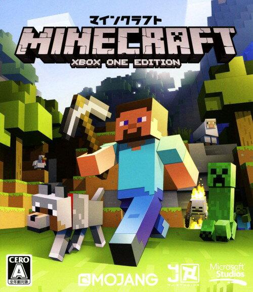 【中古】Minecraft:Xbox One Edition